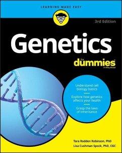 Genetics for Dummies - Robinson, Tara Rodden;Spock, Lisa