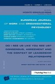 Do I See Us Like You See Us? Consensus, Agreement, and the Context of Leadership Relationships: A Special Issue of the European Journal of Work and Or