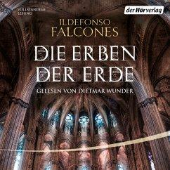 Die Erben der Erde (MP3-Download) - Falcones, Ildefonso