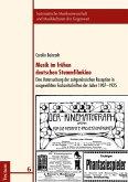 Musik im frühen deutschen Stummfilmkino (eBook, PDF)