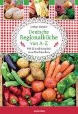 Deutsche Regionalküche von A-Z (eBook, ePUB)
