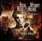 Tod der Königin / Oscar Wilde & Mycroft Holmes Bd.4 (Audio-CD) (Mängelexemplar)