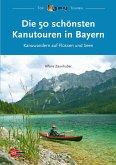Die 50 schönsten Kanutouren in Bayern (eBook, ePUB)
