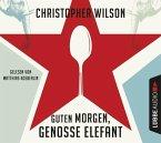 Guten Morgen, Genosse Elefant, 6 Audio-CDs (Mängelexemplar)