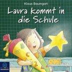 Laura kommt in die Schule / Laura Stern Bd.1 (Audio-CD) (Mängelexemplar)