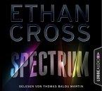 Spectrum / August Burke Bd.1 (6 Audio-CDs) (Mängelexemplar)