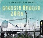 Großer Bruder Zorn, 6 Audio-CDs (Mängelexemplar)