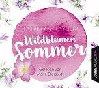 Wildblumensommer, 4 Audio-CDs (Mängelexemplar)