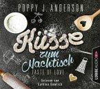 Küsse zum Nachtisch / Taste of Love Bd.2 (4 Audio-CDs) (Mängelexemplar)