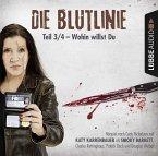 Die Blutlinie - Folge 03, 1 Audio-CD (Mängelexemplar)