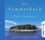 Das Sommerbuch, 4 Audio-CDs (Mängelexemplar)