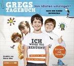 Von Idioten umzingelt! / Gregs Tagebuch Bd.1 (Audio-CD) (Mängelexemplar)