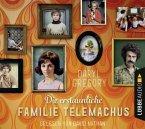 Die erstaunliche Familie Telemachus, 8 Audio-CDs (Mängelexemplar)