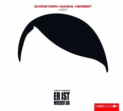 Er ist wieder da (6 Audio-CDs) (Mängelexemplar) - Vermes, Timur
