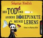 Der Tod und andere Höhepunkte meines Lebens, 6 Audio-CDs (Mängelexemplar)