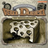 Professor van Dusen, Folge 14: Rotes Blut und weißer Käse (MP3-Download)