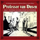 Professor van Dusen, Die neuen Fälle, Fall 7: Professor van Dusen zündet ein Feuerwerk (MP3-Download)