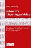 Schweizer Literaturgeschichte (eBook, ePUB)
