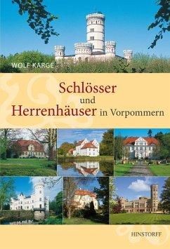 Schlösser und Herrenhäuser in Vorpommern (eBook, ePUB) - Karge, Wolf