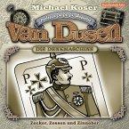Professor van Dusen, Folge 15: Zocker, Zossen und Zinnober (MP3-Download)