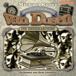 Professor van Dusen, Folge 12: Stimmen aus dem Jenseits (MP3-Download) - Koser, Michael
