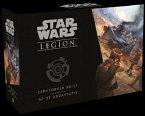 Star Wars Legion - Zerstörter AT-ST (Spiel-Zubehör)