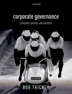 Corporate Governance - Tricker, Bob (Former Professor of Finance, Hong Kong University and