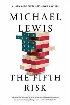 The Fifth Risk - Lewis, Michael