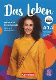 Das Leben A1: Teilband 2 - Kurs- und Übungsbuch