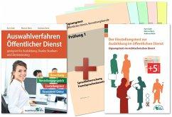 Auswahlverfahren und Einstellungstest Öffentlicher Dienst - alles in einem Paket - Guth, Kurt; Mery, Marcus; Mohr, Andreas
