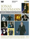 Jonas Kaufmann Opera Collection, 3 DVDs