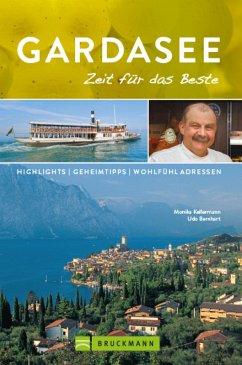 Gardasee / Zeit für das Beste Bd.8 (eBook, ePUB) - Kellermann, Monika; Bernhart, Udo