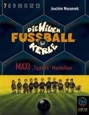 Maxi 'Tippkick' Maximillian, 2 Cassetten / Die wilden Fußballkerle, Cassetten Tl.7 (Mängelexemplar)