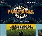 Rocce, der Zauberer / Die Wilden Fussballkerle Bd.12 (3 Audio-CDs) (Mängelexemplar)