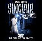 Onna - Die Frau mit der Fratze / Sinclair Academy Bd.2 (2 Audio-CDs) (Mängelexemplar)