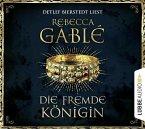 Die fremde Königin / Otto der Große Bd.2 (12 Audio-CDs) (Mängelexemplar)