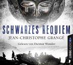 Schwarzes Requiem, 12 Audio-CDs (Mängelexemplar)