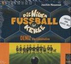 Deniz, die Lokomotive / Die Wilden Fußballkerle Bd.5 (CD) (Mängelexemplar)