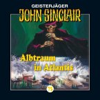 Geisterjäger John Sinclair - Albtraum in Atlantis, Audio-CD. Tl.2 (Mängelexemplar)