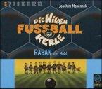 Raban, der Held / Die Wilden Fussballkerle Bd.6 (Mängelexemplar)