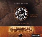 Felix, der Wirbelwind / Die Wilden Fußballkerle Bd.2 (2 Audio-CDs) (Mängelexemplar)