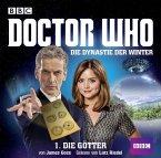 Doctor Who: Die Dynastie der Winter, 2 Audio-CDs (Mängelexemplar)