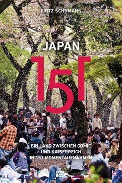 Japan 151 (eBook, PDF) - Schumann, Fritz