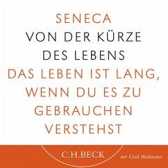 Von der Kürze des Lebens (MP3-Download) - Seneca