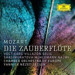 Mozart: Die Zauberflöte - Villazon,Rolando/Nezet-Seguin,Yannick