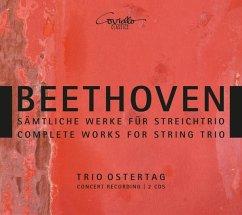 Die Werke Für Streichtrio - Trio Ostertag
