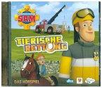 Feuerwehrmann Sam - Tierische Rettung - Das Hörspiel, 1 Audio-CD