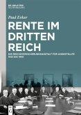 Rente im Dritten Reich (eBook, PDF)