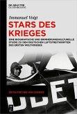 Stars des Krieges (eBook, PDF)
