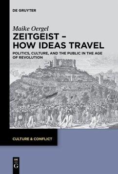 Zeitgeist - How Ideas Travel (eBook, PDF) - Oergel, Maike